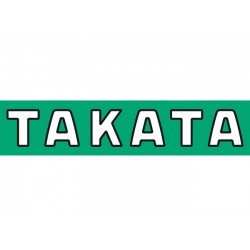 TAKATA Vintage Style Sticker