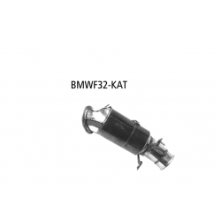 Bastuck Downpipe mit Sportkat BMW M2 F87 15-