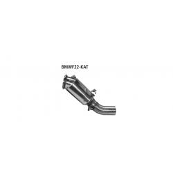Bastuck Downpipe mit Sportkat BMW 420i / 428i 13-16