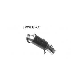Bastuck Downpipe mit Sportkat BMW 435i 13-16