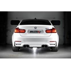 Milltek Klappenauspuffanlage ab OPF BMW M3 F80 18-