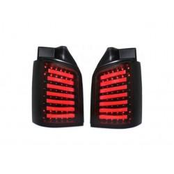 Full LED Rückleuchten Rot VW T5