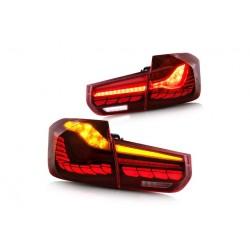 OLED Lightbar Rückleuchten Dynamisch BMW F30