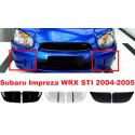 Nebellampenabdeckungen Subaru Impreza 04-05