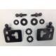 Carbon Haubendämpfer Mitsubishi EVO 7/ 8/ 9