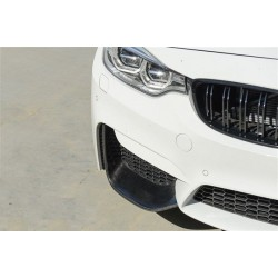 Carbon Front Flaps 2-Teilig BMW M3 F80 / M4 F82/F83