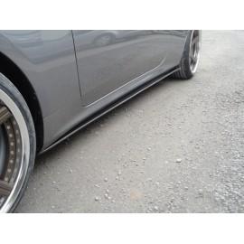 Carbon Seitenschwellerflaps Hyundai Genesis ab 2009-