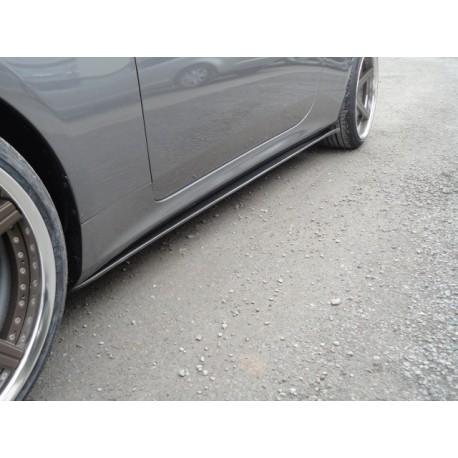 Carbon Seitenschwellerflaps Hyundai Genesis 09-