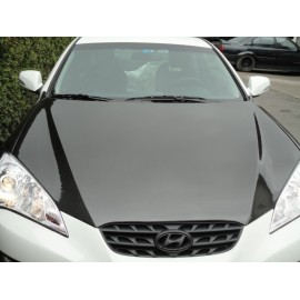Carbon Motorhaube Hyundai Genesis 09- OEM Style