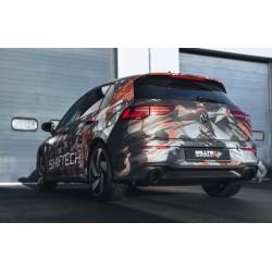Milltek Sportauspuff Ø 80mm VW Golf 8 GTI ab OPF