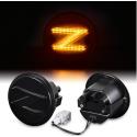 Z LED Seitenblinker Dynamisch Schwarz Nissan 370Z