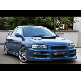 Spoilerstange Skyline Style Subaru Impreza 1994-2000