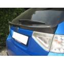Heckspoilerlippe Carbon Subaru Impreza WRX STI 2007-2011