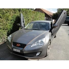 LSD Doors Hyundai Genesis 09-