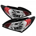 LED Heckleuchten chrom Hyundai Genesis 09-