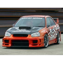 Chargespeed Spoilerstange vorne Subaru Impreza 2003-2005