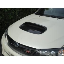 Carbon Lufthutze Subaru Impreza WRX STI ab 2007