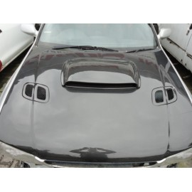 Carbon Motorhaube Performance Subaru Impreza 1997-2000
