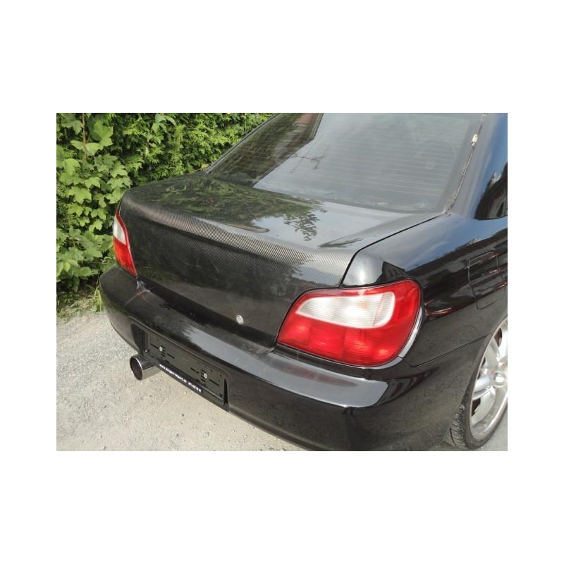 Carbon Heckdeckel Subaru Impreza Wrx Sti 2001 2007 Spoiler Dtc Tuning