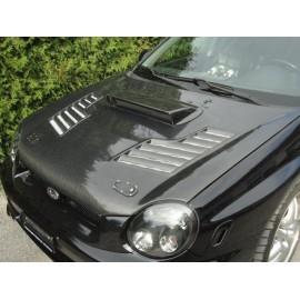 Carbon Motorhaube CW II Style Impreza 01-02