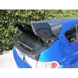 Carbon Heckspoiler Varis Style Subaru Impreza WRX STI 2007-