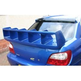Heckspoiler WRC Subaru Impreza WRX STI 2001-2007