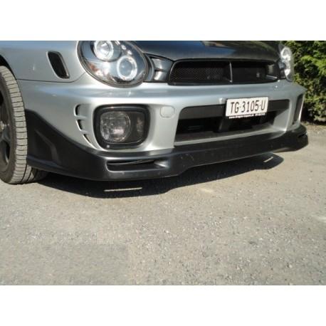 Frontspoilerlippe Zero Sport Style ABS Impreza 01-02