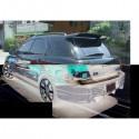 Heckspoiler Subaru Impreza Kombi 2001-2007