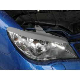 Scheinwerferblenden GFK Subaru Impreza 2005-2007