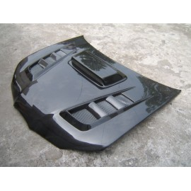 Carbon Motorhaube Varis Style Subaru Impreza WRX STI 2005-2007