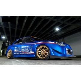 Seitenschweller Zero Sport Subaru Impreza 2001-2006
