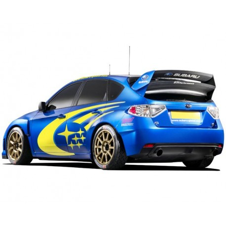 Carbon Heckspoiler WRC Style