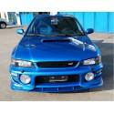 Frontspoilerlippe PU 3-Teilig Subaru Impreza 1997-2000