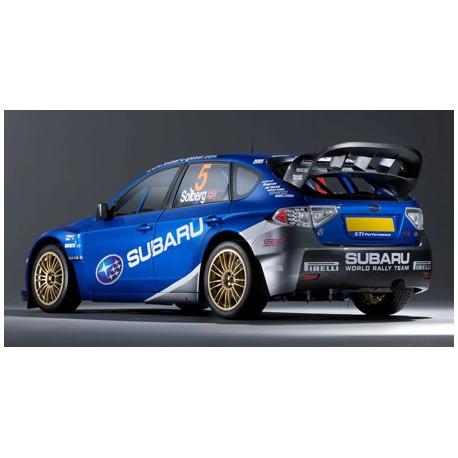 Heckspoiler Rally Impreza WRC