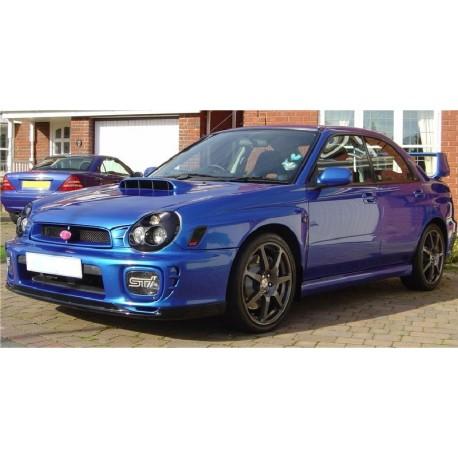 Frontspoilerlippe ABS Prodrive Impreza 01-02