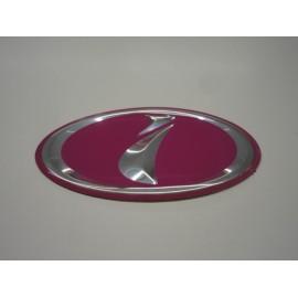 Emblem Impreza pink