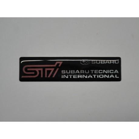 STI Emblem