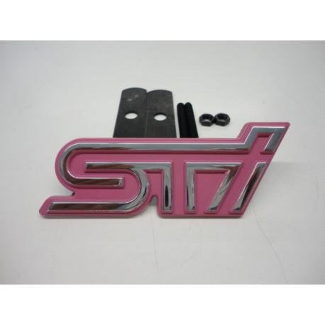 STI Emblem Kühlergrill