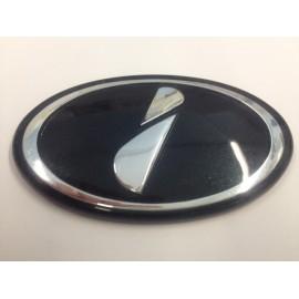 Emblem Impreza schwarz