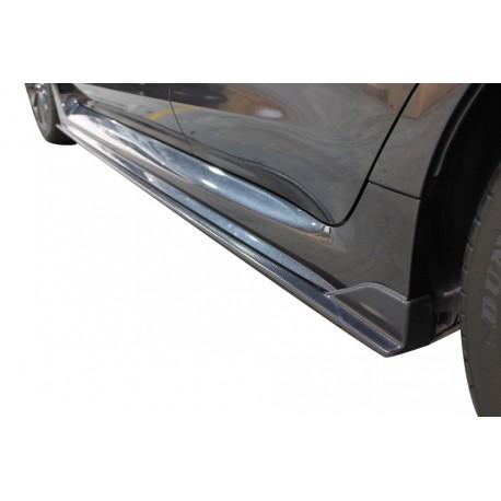 STI Side Skirt ABS Carbon Look Impreza WRX STI ab 2014-