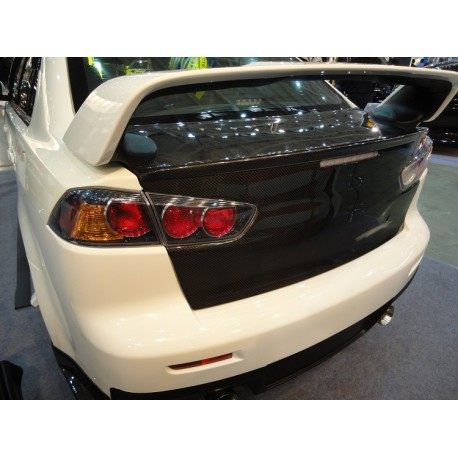 Carbon Heckdeckel Mitsubishi EVO 10