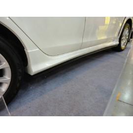 Carbon Seitenschwellerflaps Mitsubishi EVO 10