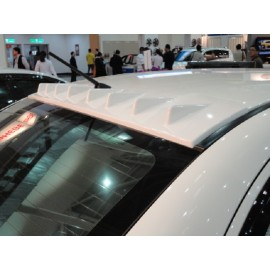 Dachspoiler Roof Fin PU Mitsubishi Ralliart und EVO 10