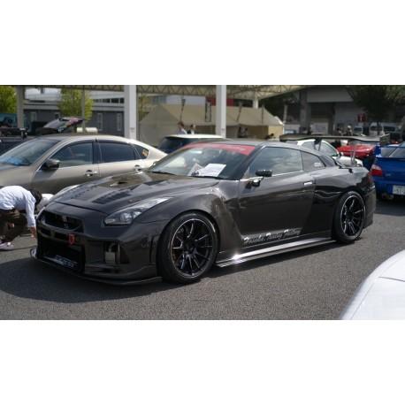 Carbon Türen Nissan GTR 35
