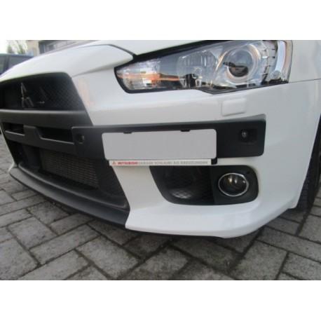 Nummerhalter und Blende ABS vorne Mitsubishi Lancer