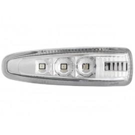 LED Seitenblinker chrom Mitsubishi Lancer und EVO 10