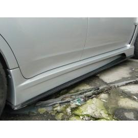 Carbon Schwellerlippen CS Style Subaru Impreza WRX STI ab 2007-