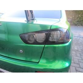 Heckleuchten LED schwarz-smoke Mitsubishi EVO 10