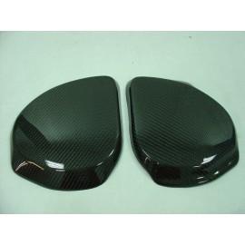 Carbon Abdeckung Batterie und Bremsflüssigkeit Nissan 350Z