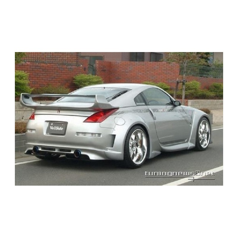 wide bodykit vs style nissan 350z zubeh r tuning spoiler. Black Bedroom Furniture Sets. Home Design Ideas